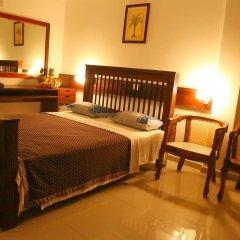 Отель Mamas Coral Beach Hotel & Restaurant Шри-Ланка, Хиккадува - отзывы, цены и фото номеров - забронировать отель Mamas Coral Beach Hotel & Restaurant онлайн комната для гостей фото 2