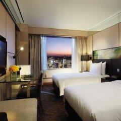 Lotte Hotel Seoul 5* Стандартный номер с различными типами кроватей фото 9