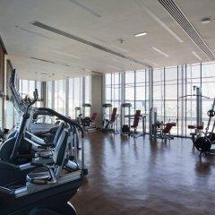 Отель Yas Island Rotana фитнесс-зал