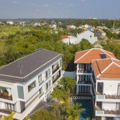 Отель Tropical Garden Homestay Villa пляж