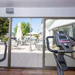Отель THB Ocean Beach фитнесс-зал фото 3