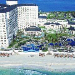 Отель JW Marriott Cancun Resort & Spa Мексика, Канкун - 8 отзывов об отеле, цены и фото номеров - забронировать отель JW Marriott Cancun Resort & Spa онлайн пляж