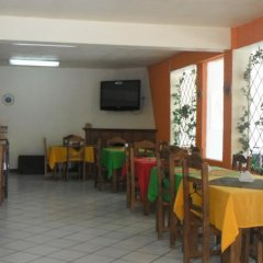 Отель Villa Santa Cruz Creel питание фото 2