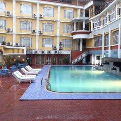Отель Woodland Kathmandu Непал, Катманду - отзывы, цены и фото номеров - забронировать отель Woodland Kathmandu онлайн бассейн фото 3
