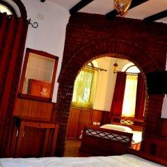 Отель Castle Park Албания, Берат - отзывы, цены и фото номеров - забронировать отель Castle Park онлайн удобства в номере фото 2