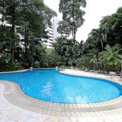 Отель The Elizabeth Singapore Сингапур бассейн фото 3
