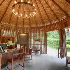 Отель Haadtien Beach Resort интерьер отеля
