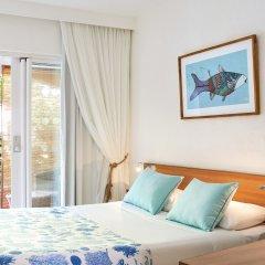 Отель Emeraude Beach Attitude комната для гостей