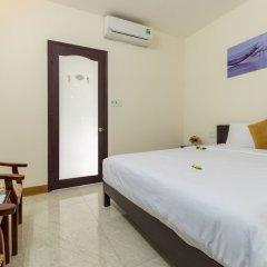 Отель Hoa Thu Homestay Хойан комната для гостей фото 5