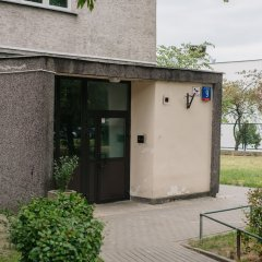 Отель Esperanto Pastel Apartment Польша, Варшава - отзывы, цены и фото номеров - забронировать отель Esperanto Pastel Apartment онлайн вид на фасад