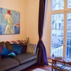 Апартаменты 2 Bedroom Apartment in Central Brighton Брайтон комната для гостей фото 4