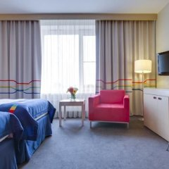 Гостиница Park Inn by Radisson Ярославль в Ярославле - забронировать гостиницу Park Inn by Radisson Ярославль, цены и фото номеров удобства в номере фото 2