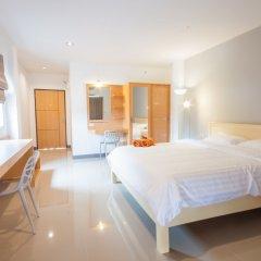Отель T Sleep Place комната для гостей
