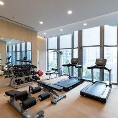 Отель Hoasun Des Art - Lanmark 81 фитнесс-зал фото 2