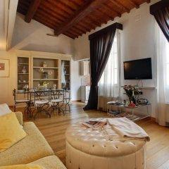 Отель Orlando Palace Apartments Италия, Флоренция - отзывы, цены и фото номеров - забронировать отель Orlando Palace Apartments онлайн комната для гостей фото 4