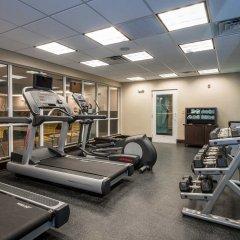 Отель Fairfield Inn & Suites Meridian фитнесс-зал фото 2