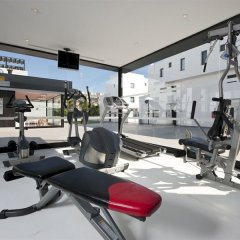 Отель Migjorn Ibiza Suites & Spa фитнесс-зал фото 3
