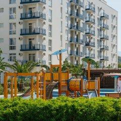 Апарт-отель Имеретинский —Прибрежный квартал Сочи детские мероприятия