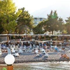 Отель Palmet Beach Resort Кемер пляж