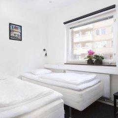 Stockholm Hostel комната для гостей