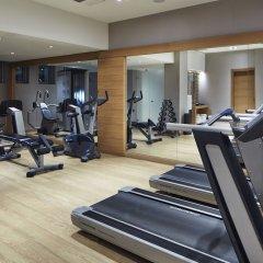 Galaxy Hotel Iraklio фитнесс-зал фото 3