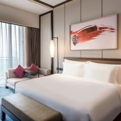 Отель Crowne Plaza Chongqing New North Zone комната для гостей фото 4
