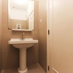 Отель Principe Real Delight by Homing Португалия, Лиссабон - отзывы, цены и фото номеров - забронировать отель Principe Real Delight by Homing онлайн ванная фото 2