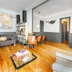 Апартаменты Hip Classic and Central apartment комната для гостей фото 2