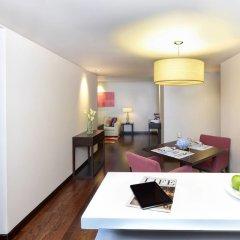 Отель Sathorn Vista, Bangkok - Marriott Executive Apartments Таиланд, Бангкок - отзывы, цены и фото номеров - забронировать отель Sathorn Vista, Bangkok - Marriott Executive Apartments онлайн комната для гостей фото 5