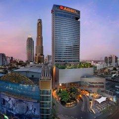 Отель Amari Watergate Bangkok Таиланд, Бангкок - 2 отзыва об отеле, цены и фото номеров - забронировать отель Amari Watergate Bangkok онлайн балкон