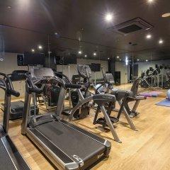 Отель HOTEL28 Сеул фитнесс-зал