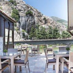 Sarikonak Boutique & SPA Hotel Турция, Амасья - отзывы, цены и фото номеров - забронировать отель Sarikonak Boutique & SPA Hotel онлайн балкон