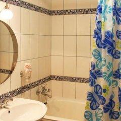 Гостиница Абриколь в Хабаровске 1 отзыв об отеле, цены и фото номеров - забронировать гостиницу Абриколь онлайн Хабаровск ванная