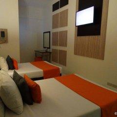 Отель Octagon Mansion Hotel Филиппины, Манила - отзывы, цены и фото номеров - забронировать отель Octagon Mansion Hotel онлайн комната для гостей фото 5