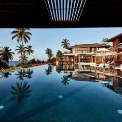 Отель Ani Villas Sri Lanka бассейн
