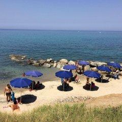 Отель Residence Pietre Bianche Пиццо пляж