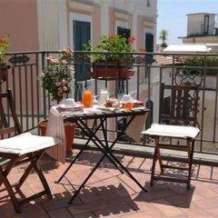 Отель Residenza Del Duca балкон