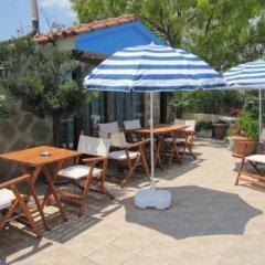 Отель Flesvos Греция, Пефкохори - отзывы, цены и фото номеров - забронировать отель Flesvos онлайн питание фото 3