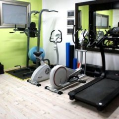 Cavalieri Art Hotel фитнесс-зал
