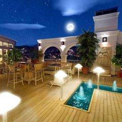 Отель Xheko Imperial Hotel Албания, Тирана - отзывы, цены и фото номеров - забронировать отель Xheko Imperial Hotel онлайн бассейн