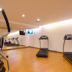 Отель Icheck Inn Residence Sukhumvit 20 Бангкок фитнесс-зал