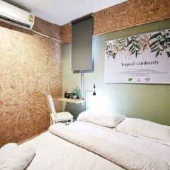 Foresttel Bkk - Hostel Бангкок комната для гостей фото 4