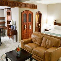 Hotel Plaza Del General комната для гостей