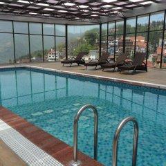 Amazing Hotel Sapa бассейн