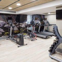 Hotel Catalonia Atenas фитнесс-зал фото 4