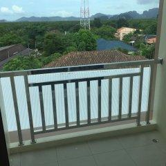 Отель JS Residence Таиланд, Краби - отзывы, цены и фото номеров - забронировать отель JS Residence онлайн балкон