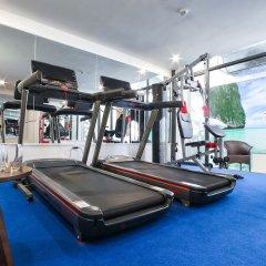 DTX Hotel Nha Trang фитнесс-зал фото 2