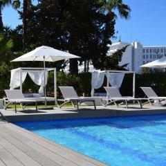 Отель Apartamentos Playasol My Tivoli Испания, Ивиса - отзывы, цены и фото номеров - забронировать отель Apartamentos Playasol My Tivoli онлайн бассейн фото 2