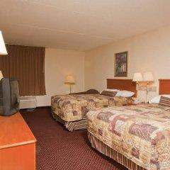 Отель Belvedere Motel США, Элкхарт - отзывы, цены и фото номеров - забронировать отель Belvedere Motel онлайн комната для гостей