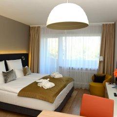 Отель Frederics München City Schwabing комната для гостей